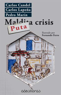 CUBIERTA Maldita crisis_claro.indd
